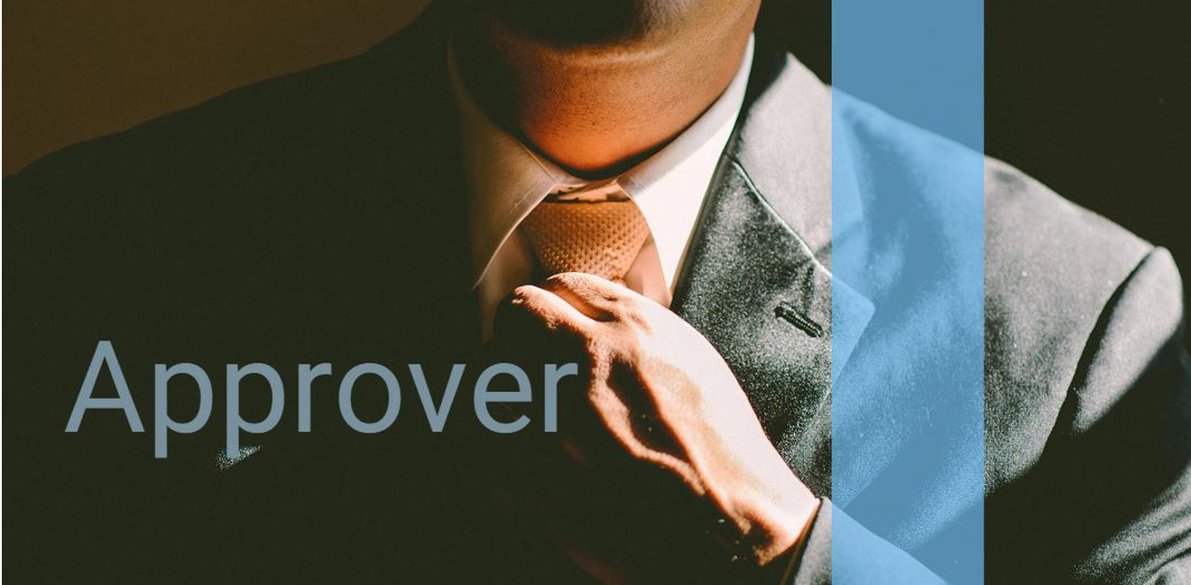 Business man approver image